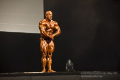 Michael Kefalianos - Most Muscular