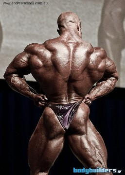 Michael Kefalianos - 2010 IFBB Australian Pro