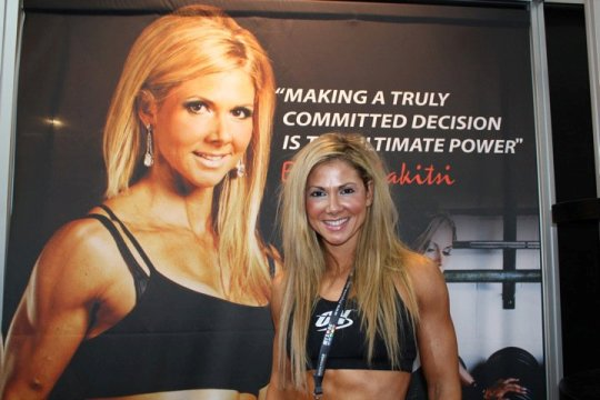 Eleni Plakitsi - Optimum Nutrition