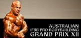 2012 IFBB Australian Pro Bodybuilding Grand Prix With Michael Kefalianos