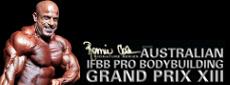 IFBB Australian Pro Grand Prix 2013 - Με Τον Μιχάλη Κεφαλιανό