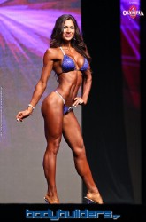 Janet Layug 2014 IFBB Bikini Olympia