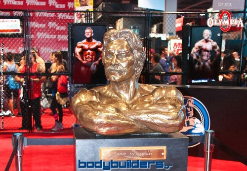 2014 Joe Weider's Olympia Weekend Expo