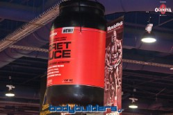 Musclemeds secret sauce at the 2014 Olympia weekend expo