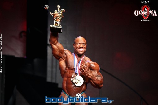 2014 IFBB Mr. Olympia - Phil Heath