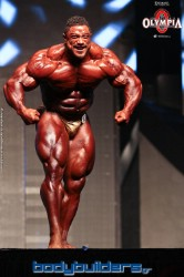 Roelly Winklaar 2014 Mr. Olympia