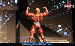 Kai Greene 2014 IFBB Mr. Olympia