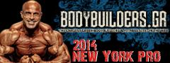 IFBB New York Pro 2014, Κάλυψη Bodybuilders.gr
