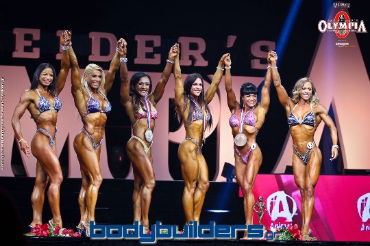 2015 IFBB Fitness Olympia Photos by www.Bodybuilders.gr