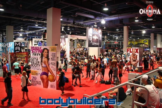 2015 Olympia Weekend Expo Photos by Bodybuilders.gr