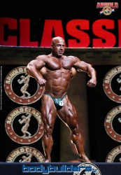 2015 IFBB Arnold Classic - Michael Kefalianos