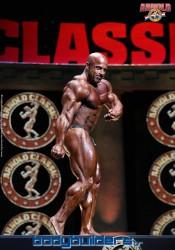 2015 IFBB Arnold Classic - Μιχάλης Κεφαλιανός