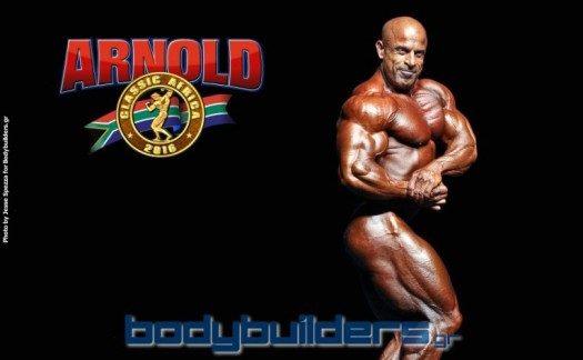 IFBB Arnold Classic South Africa