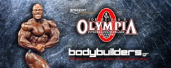 Joe Weider's Olympia Weekend 2017, Κάλυψη Bodybuilders.gr