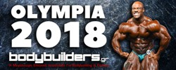 Joe Weider's Olympia Weekend 2018, Κάλυψη Bodybuilders.gr