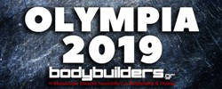 Joe Weider's Olympia Weekend 2019, Κάλυψη Bodybuilders.gr