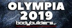 Joe Weider's Olympia Weekend 2019, Κάλυψη Bodybuilders.gr