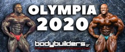 Joe Weider's Olympia Weekend 2020, Κάλυψη Bodybuilders.gr