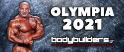 Joe Weider's Olympia Weekend 2021, Κάλυψη Bodybuilders.gr