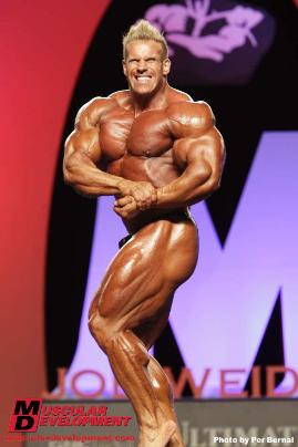 Jay Cutler - Mr. Olympia 2010