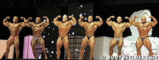 Mr. Olympia 2010 Preview