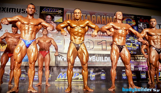 Wabba ���������� Mr. Hellas 2011 - ��������� �������� Bodybuilding