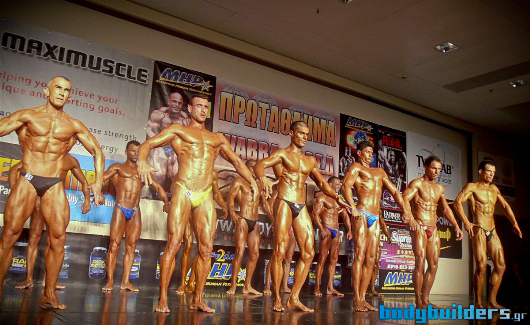 Wabba ���������� Mr. Hellas 2011 - ��������� Fitness