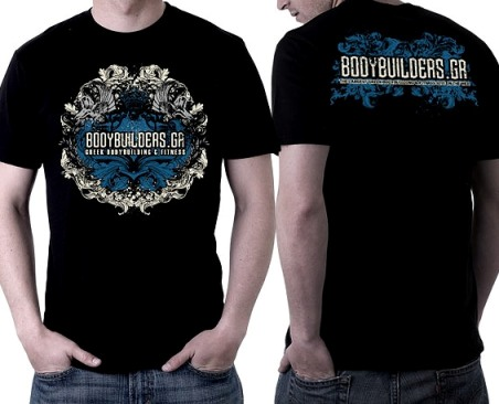 Bodybuilders.gr t-shirts