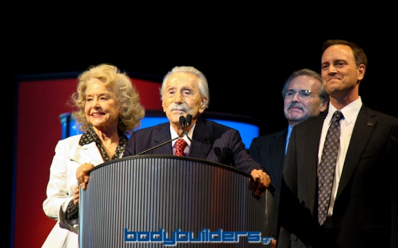 Joe Weider Passes Away