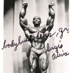 Mr. Olympia Sergio -The Myth- Oliva