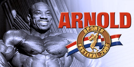 bodybuilding show arnold classic 2008