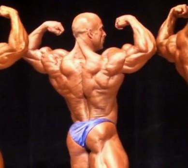 Micheal Kefalianos Bodybuilders.gr